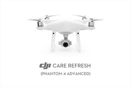 DJI Care Refresh (Phantom 4 ADV) Plan 1 Año