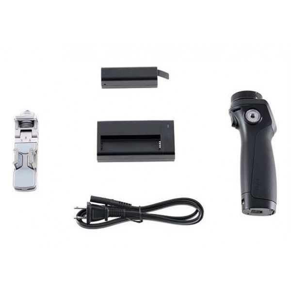 DJI Osmo Handle Kit (Includes Battery, Charger and Phone Holder. Gimbal and Camera not included.)