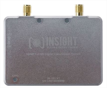 Insight 5G 1080P 100mW Full HD Digital Video Transmission System