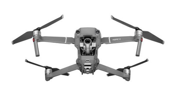 Mavic 2 Zoom Part5 Aircraft(excluido control remoto y cargador)