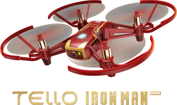 Tello Edición Iron Man